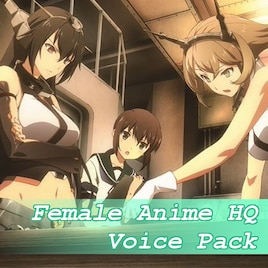 Steam Workshop :: Anime Girl HQ PVP Voice Pack ft  Kan Colle