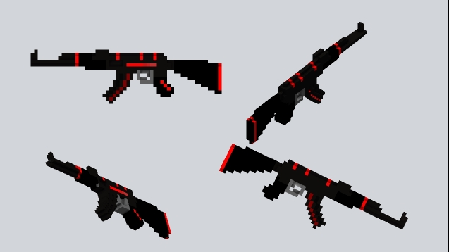 Steam Workshop Ak 47 Cs Go Redline