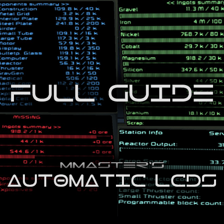 Steam Community :: Guide :: MMaster's Automatic LCDs 2 Full Guide
