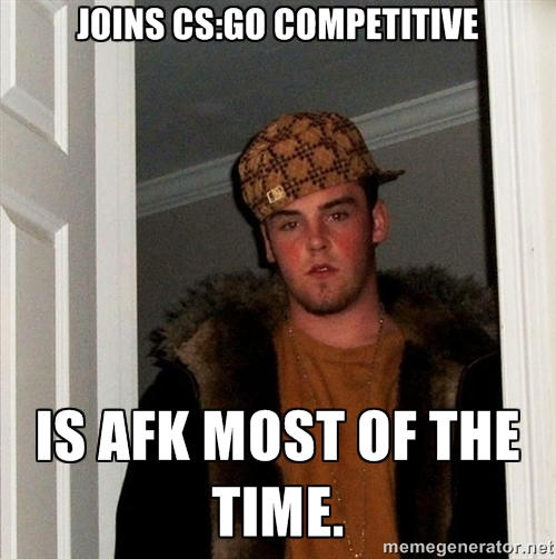 Steam Community :: Guide :: [CSGO] Competitive IDLE Bind (Don't Get
