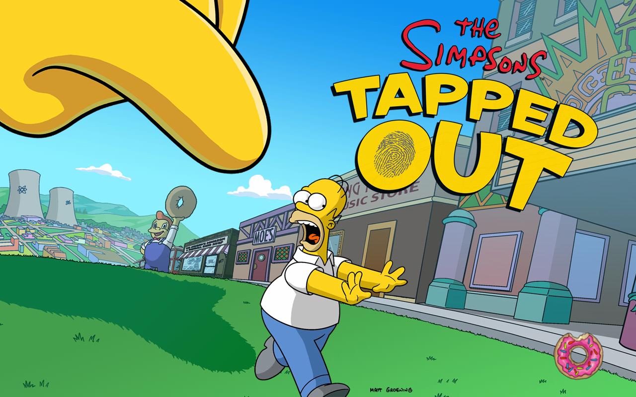 Simpsons Springfield Hack Deutsch Android und iOS für immer