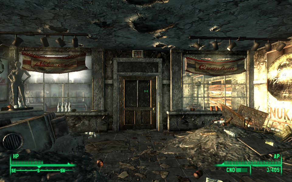 Fallout  Mod Explore More Buildings