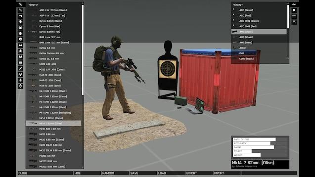 Steam Workshop :: Shooting Range 100m-2500m [v1 5 1]