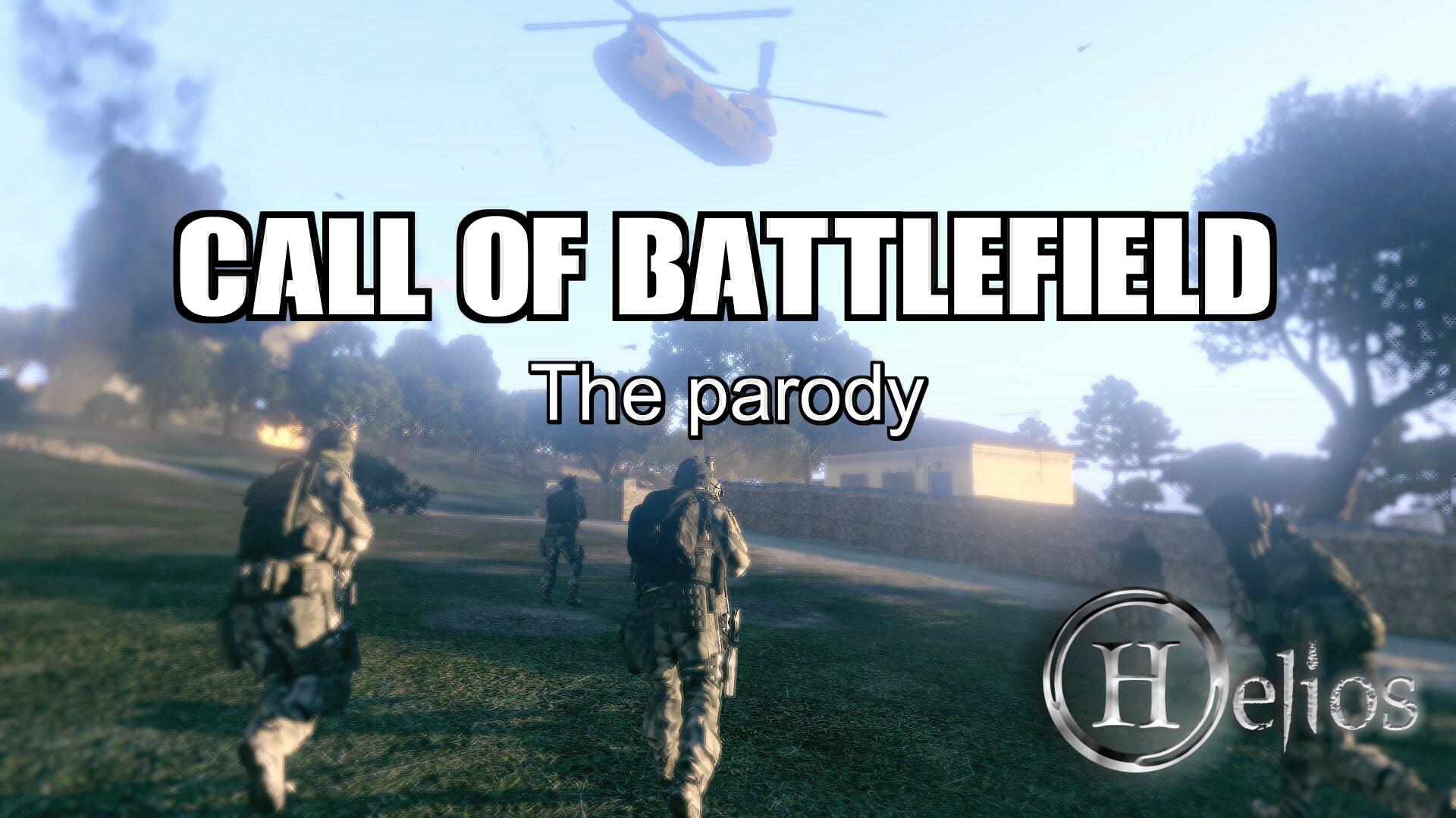 [SP] Call of Battlefield (Parody)