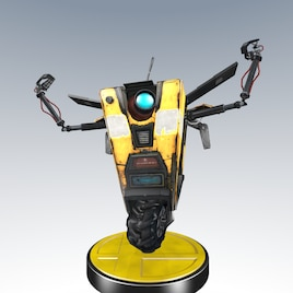Steam Workshop :: Claptrap Amiibo and Stand