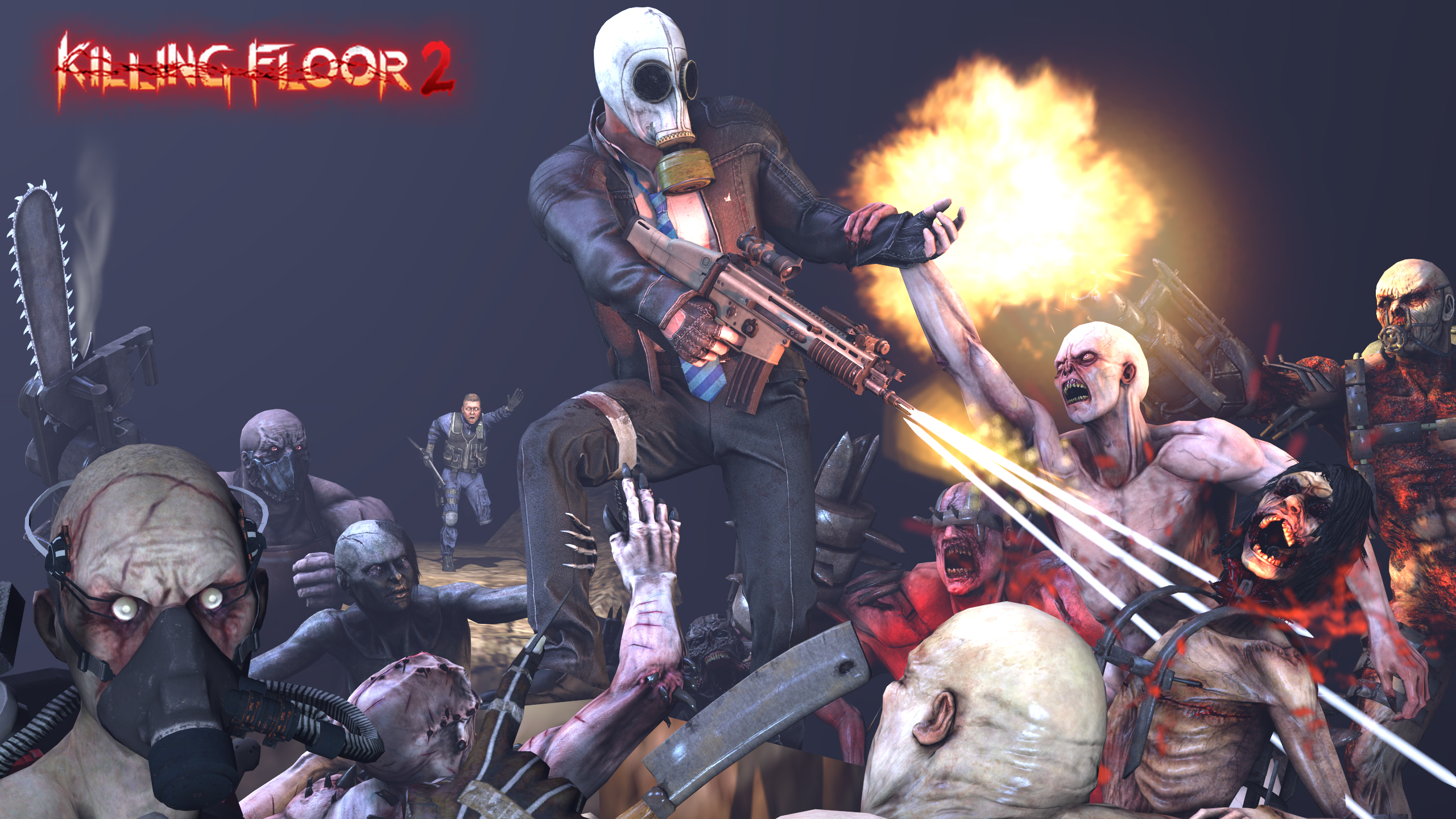 Steam Workshop :: The Killing Floor 2 Collection