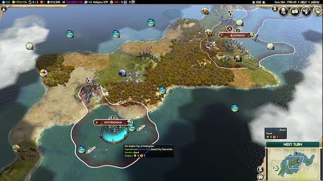 civilization 5 download ocean of games