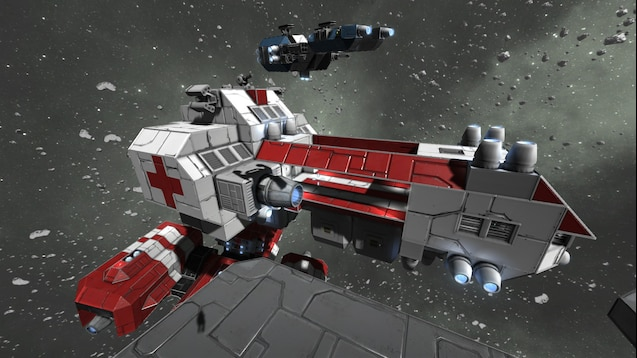 Steam Workshop :: Repair and Service ship for Space Engineers