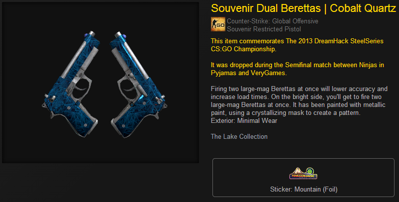 Auto detect all items in CSGO all versions, sure work in near future - All  weapons will have correct quality and rarity, also with Stickers/Musickits/Icons/  ...