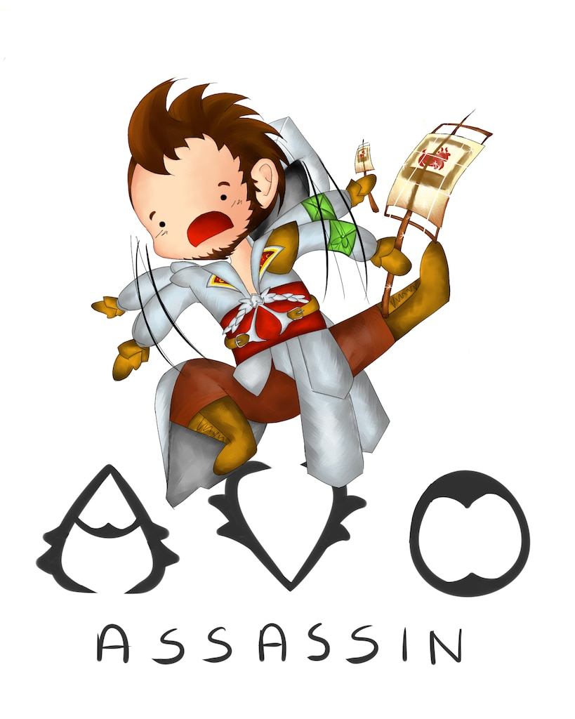 Steam Community Felix Avoassassin Vs Assassin S Creed