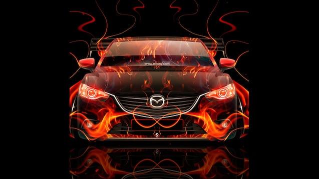 Steam Workshop Mazda 6 Black Background
