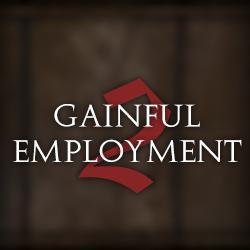 Gainful Employment II