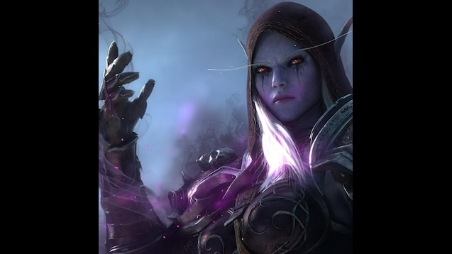 Steam Workshop Wow Sylvanas 4k Shadowlands World Of Warcraft