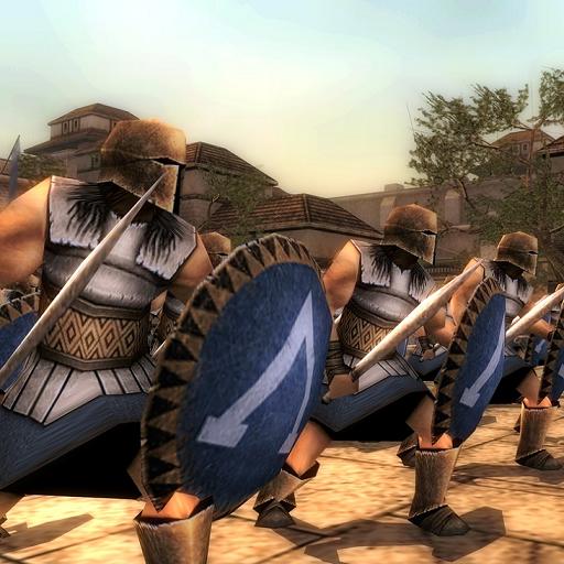 Spartan: Total Warrior - Spartan Units