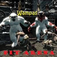 Wampas and Droids of the Windhelm Pit Arena画像