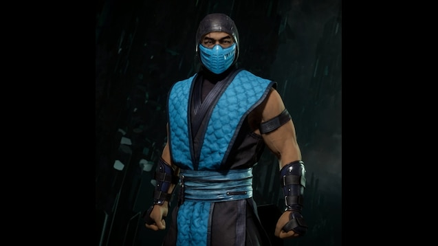Steam Workshop Mortal Kombat 11 Klassic Sub Zero