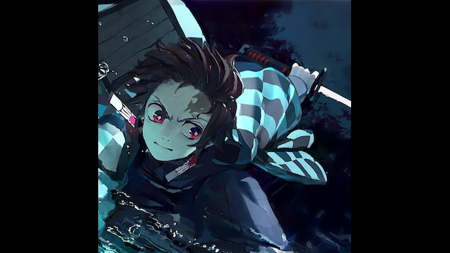 Anime Wallpaper Demon Slayer Water Top Anime Wallpaper