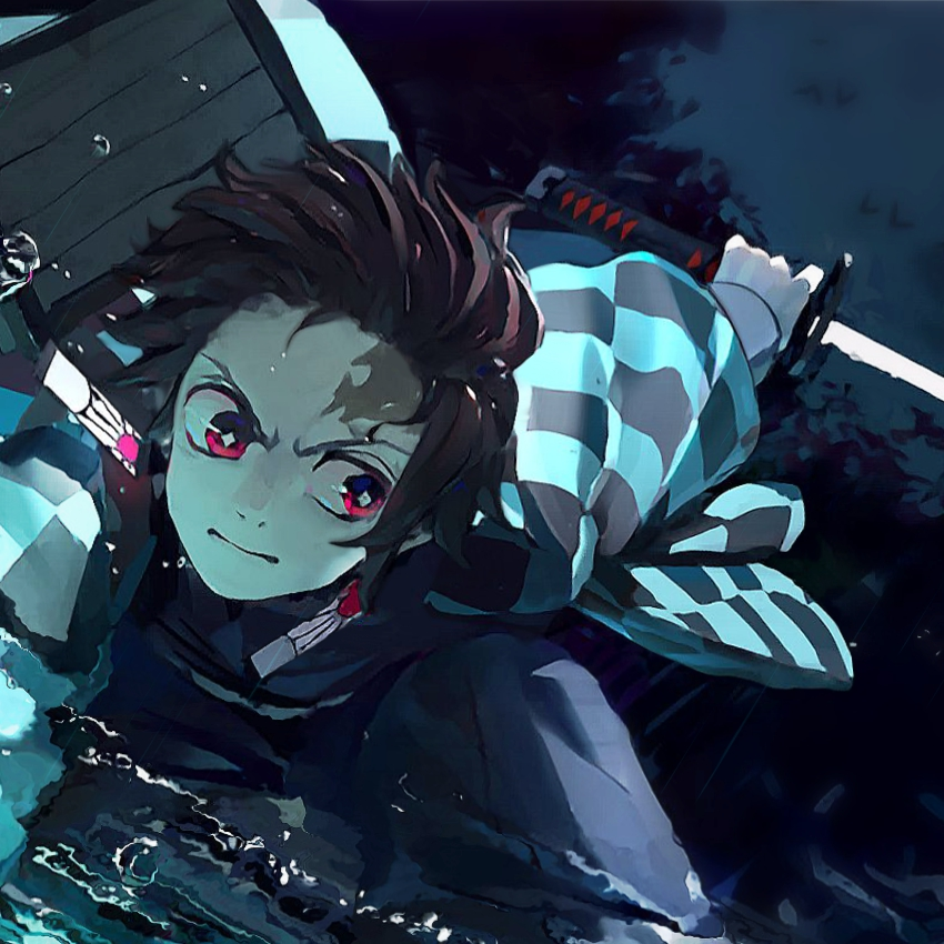 Anime Wallpaper Demon Slayer Water - Top Anime Wallpaper