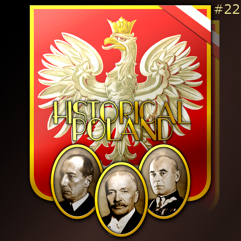 Historical Poland: National Focus Tree & More