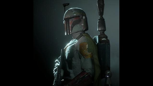 Steam Workshop Star Wars Battlefront Ii Boba Fett