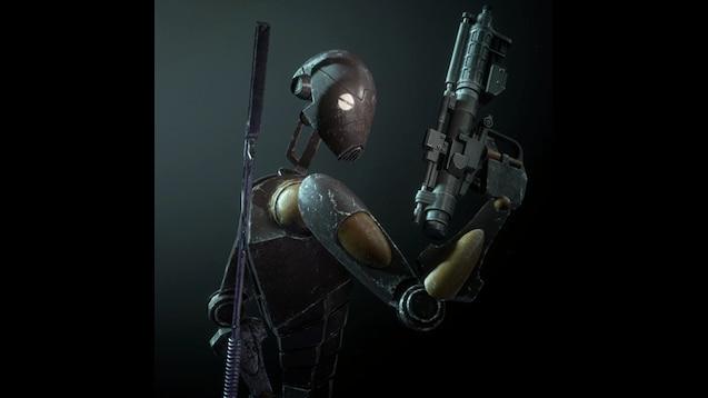 Steam Workshop Star Wars Battlefront Ii Commando Droid