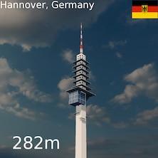 Telemax Fernmeldeturm | Hannover, Germany