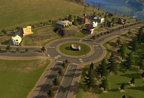 Steam Workshop Roundabout Builder