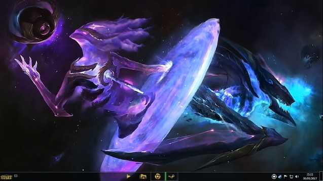 Steam Workshop Dark Star Login Screen 2017 1080p60fps Animated Wallpaper