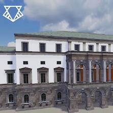 Münchner Residenz (Festsaalbau Wing) - München, Germany