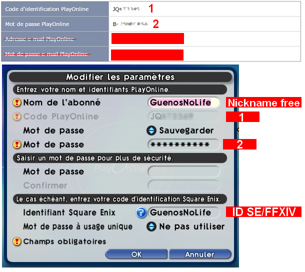 ffxiv how to enter activation key