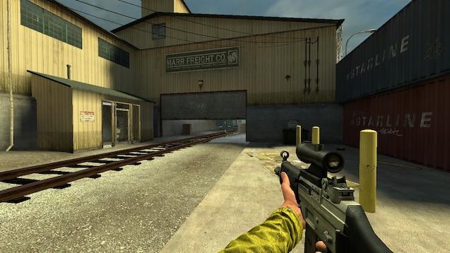 Download Counter Strike Source Mac