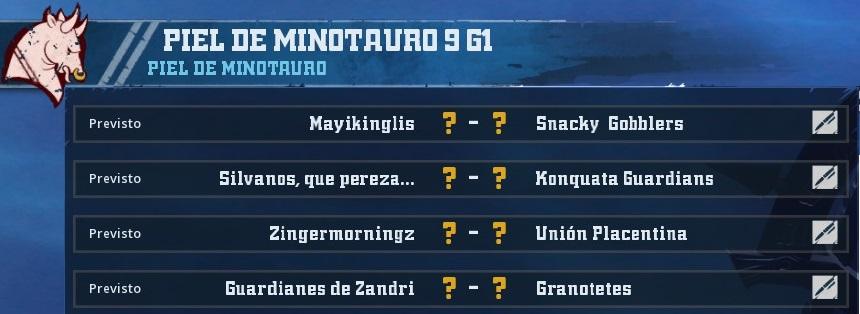 Campeonato Piel de Minotauro 9 - Grupo 1 / Jornada 3 - hasta el domingo 27 de octubre 5D718CD3AEE8C7A992F854023984B459F255D8D7