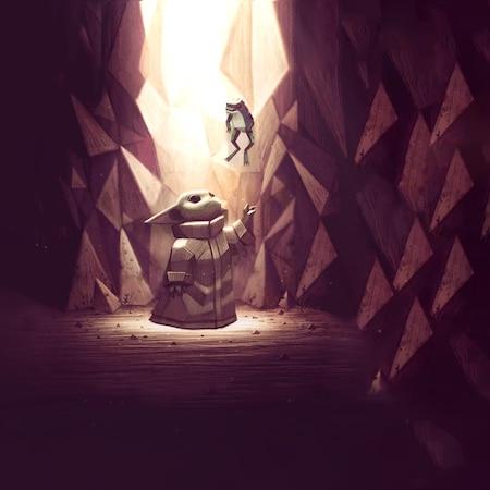 Baby Yoda Wallpapers Hdv