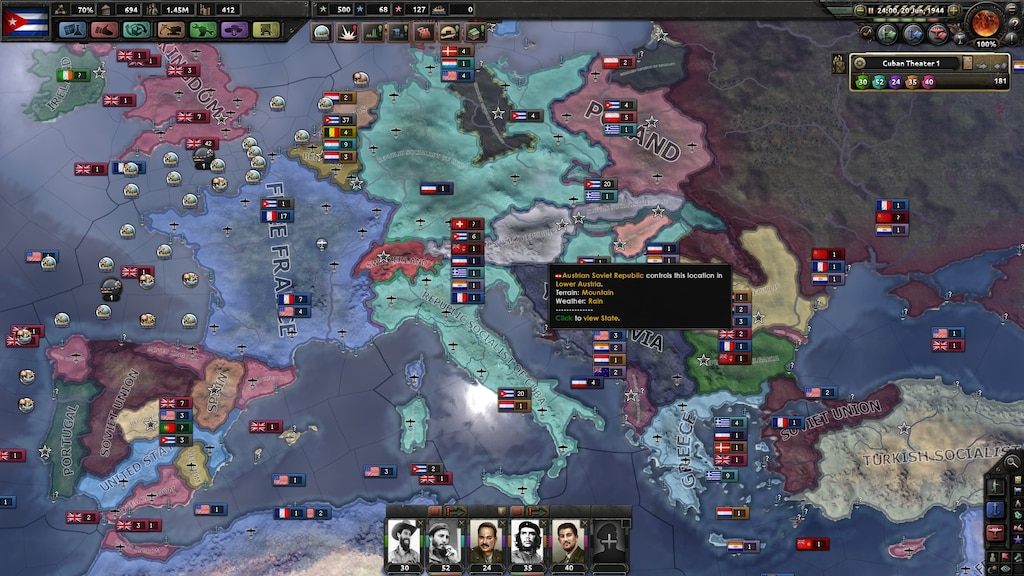Steam Community :: Screenshot :: so this is what hoi4 is now