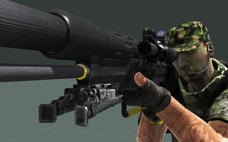 Steam Workshop :: LAGO Biken Anti-materiel rifle