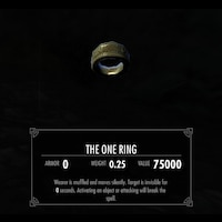 The One Ring To Piss You Off画像