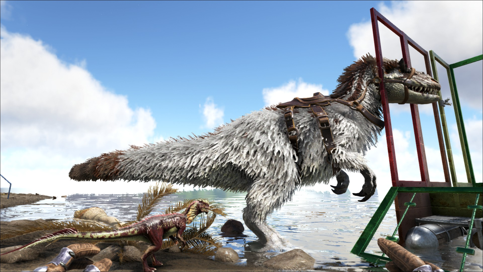 Ark:  Survival Evolved 78C1EBFC98D3576B98D0BE39AB7A537D6DB1A6E8