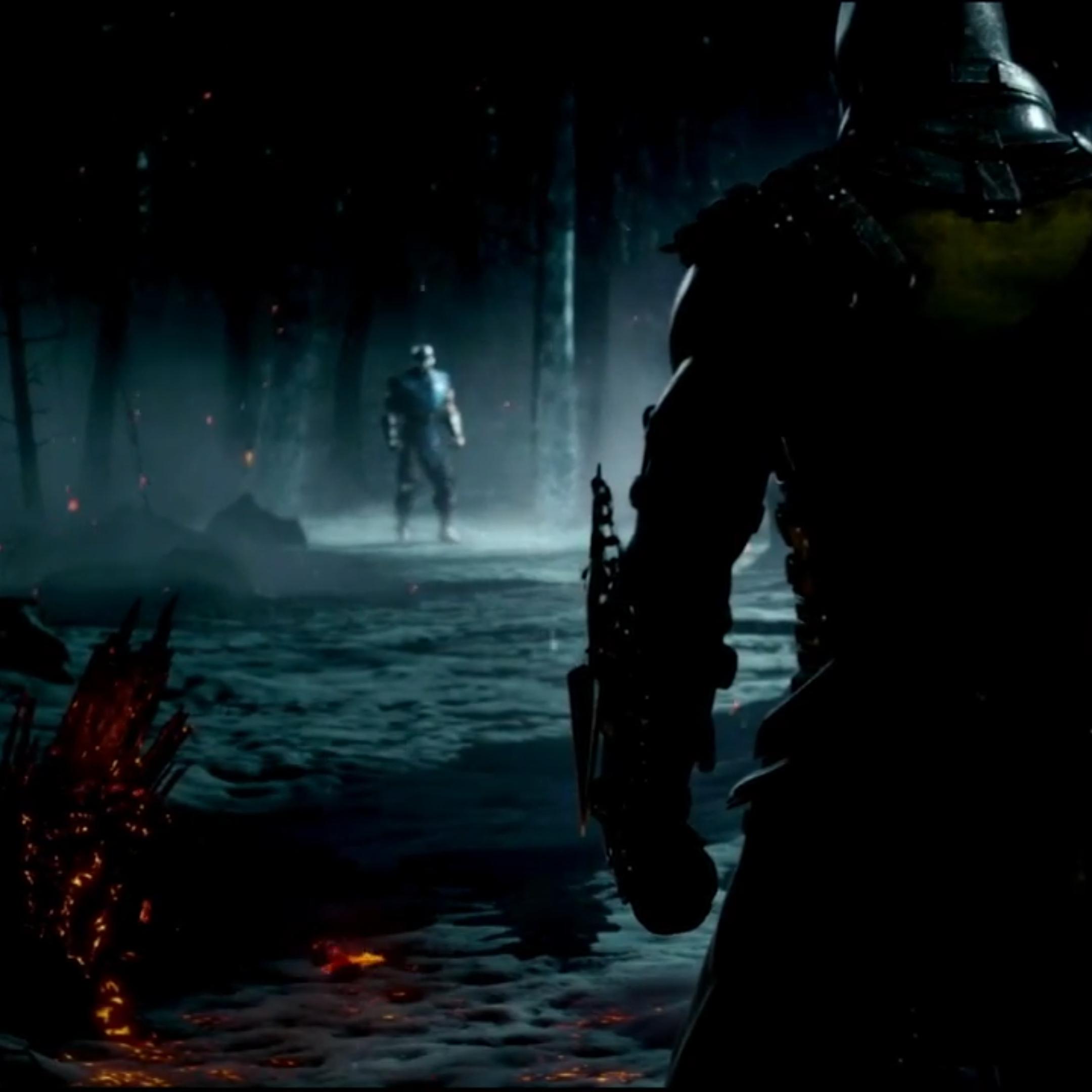 Steam Workshop Mortal Kombat X Scorpion Vs Sub Zero