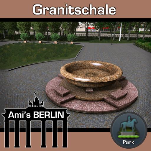 Granitschale