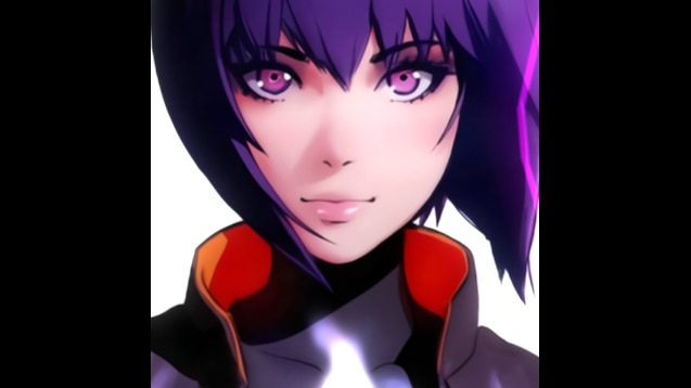 Steam Workshop Ghost In The Shell Sac 2045 Motoko Kusanagi