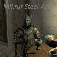 Mikrur Steel-Arm画像
