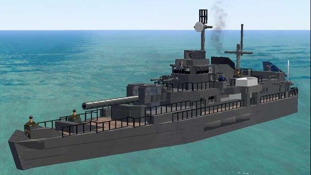 改修 海防 艦
