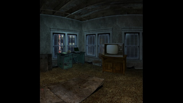 Vampire The Masquerade Bloodlines Apartment