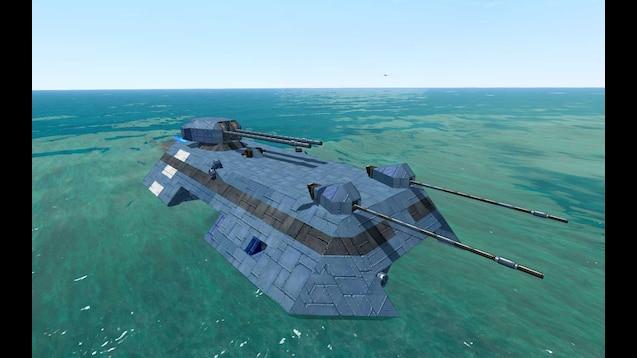 Steam Workshop :: Fast Patrol boat