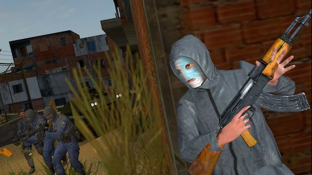 Steam Workshop Vj Max Payne 3 Tropa Z Snpcs