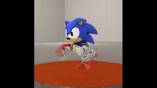 Steam Workshop Simple Classic Sonic Run Animation