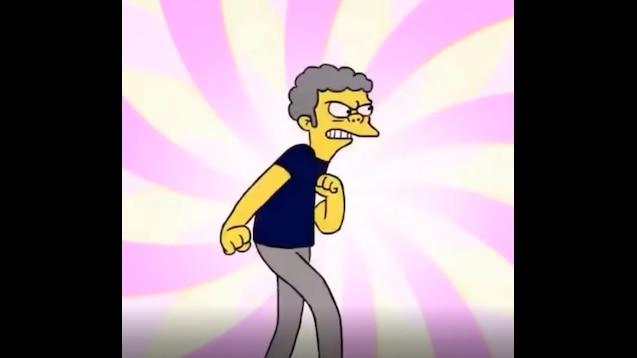 moe dancing