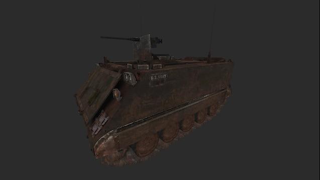 Steam Workshop :: M113 APC [Simfphys Armed]