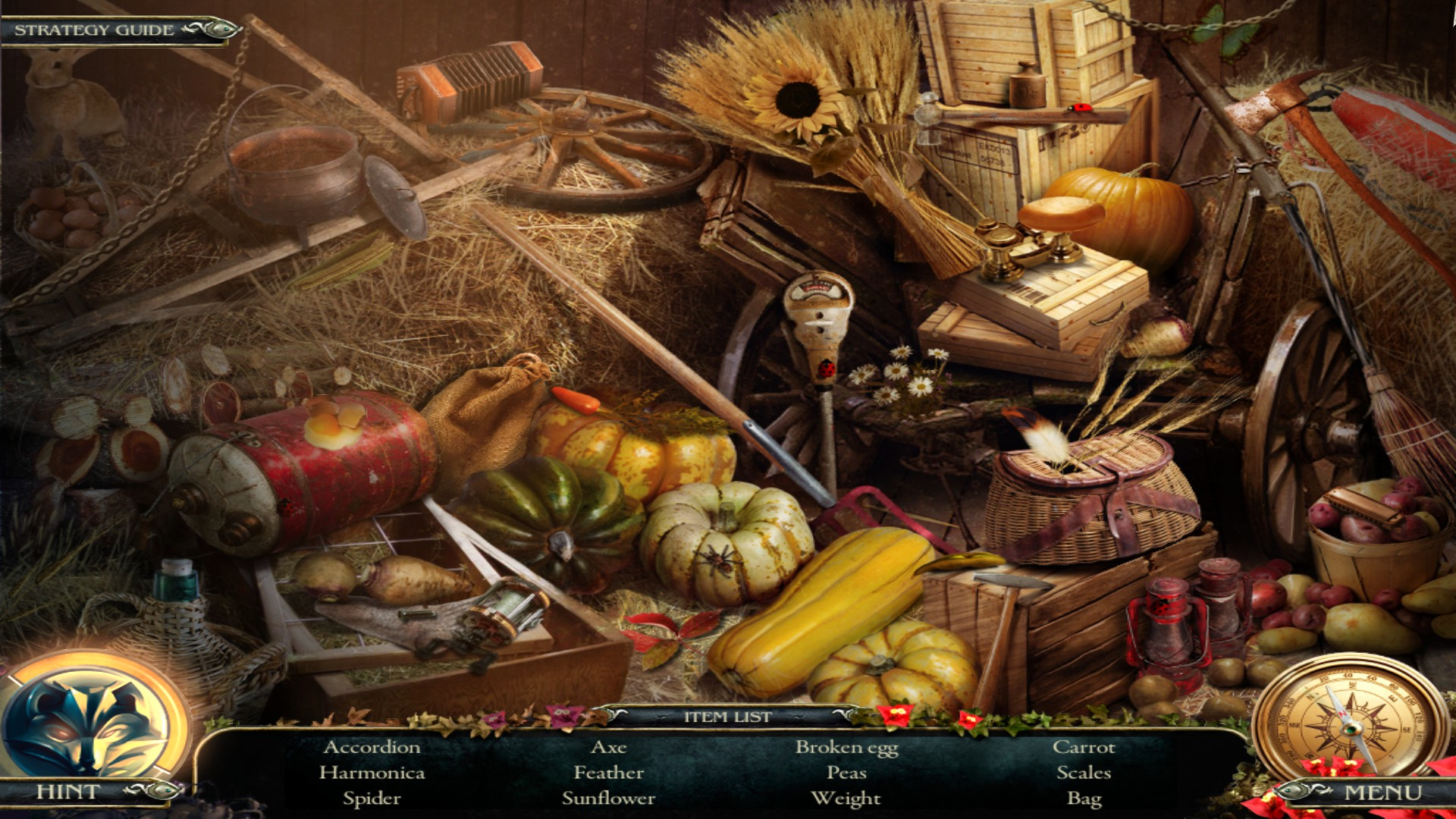 Grim Tales 2: The Legacy 8871F951BE9C8A8A2915F13C1099F6CE82DFF2B6