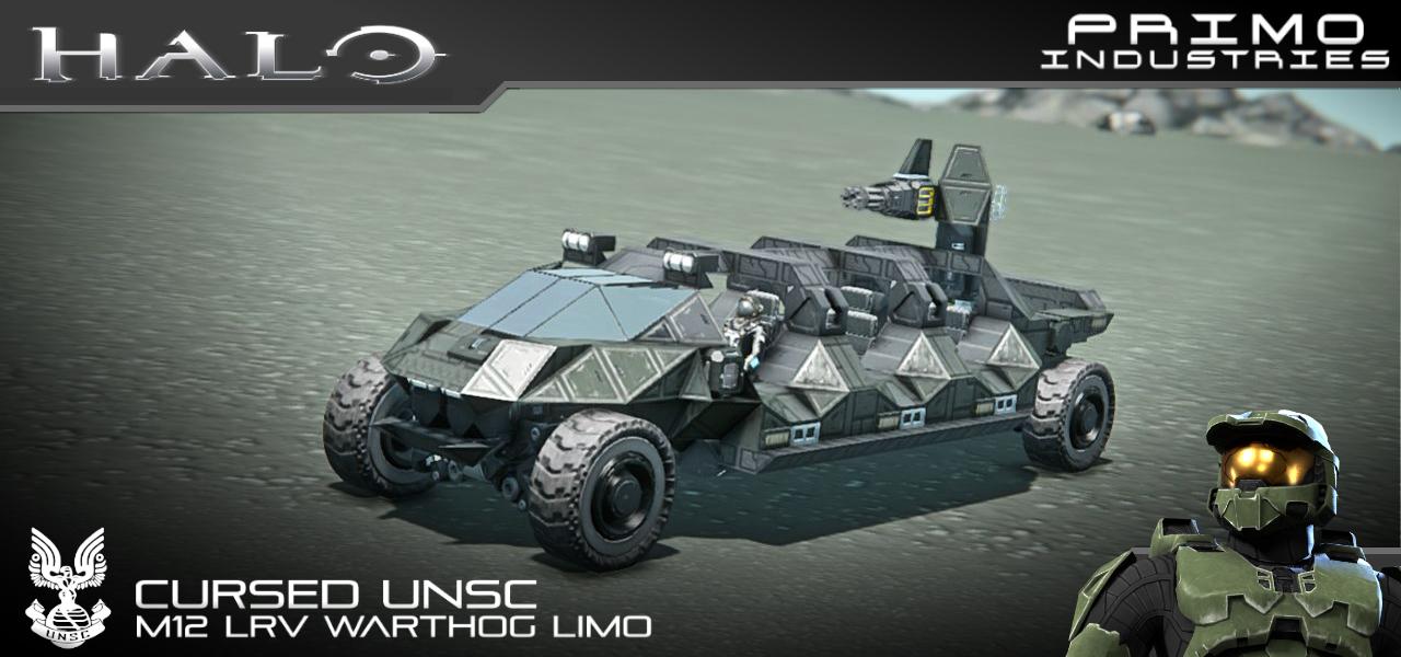 Steam Workshop Cursed Unsc M12 Lrv Warthog Limo